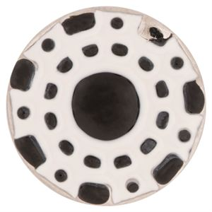 Picture of Black Poker Chip Charm