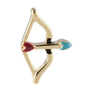 Picture of Bow and Arrow Charm